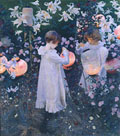 John Sargent Carnation, Lily, Lily Rose © Tate