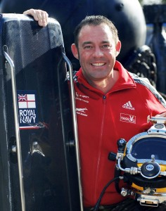 Sid Lawrence - Team Manager, GB Skeleton Team