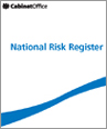 National Risk Register report cover