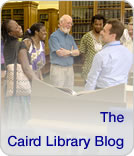The Caird Library Blog