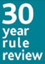 30-year rule review logo