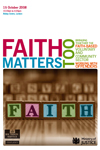 Faith Matters Too conference flyer