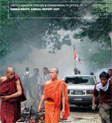 2007 FCO Human Rights Report front cover