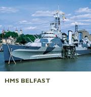 HMS Belfast Home Page
