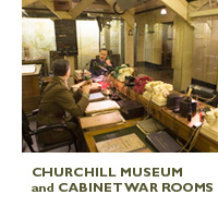 Churchill Museum and Cabinet War Rooms Home Page