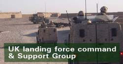 UK Landing Force Command Support  Group