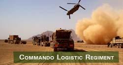 Commado Logistics Regiment
