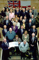 HMS Sherwood Supports Local Guide Dog Appeal
