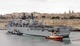 TAURUS 09 Ships Sail Into Malta and Naples