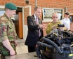 Lord Mayor Of Portsmouth Visits Defence Diving School