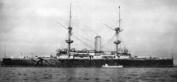 HMS Royal Sovereign, 1892