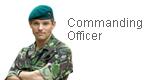 Lieutenant Colonel P M James Royal Marines