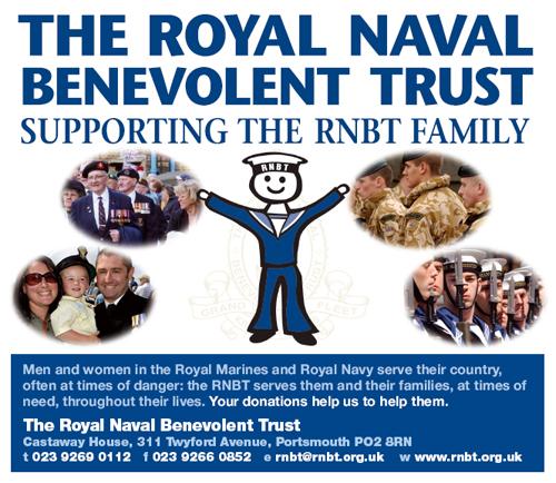 The Royal Naval Benevolent Trust