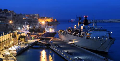 Valletta Hosts Amphibious Task Group