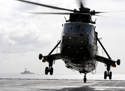 The Royal Navy Hones Amphibious Skills in Major Exercise in Cyprus