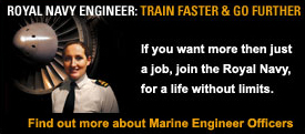 Royal Navy Engineer
