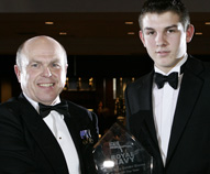 Royal Navy Golden Gloves Boxer of the Year