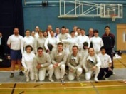 Royal Navy Fencing