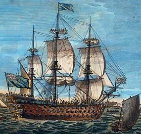 HMS Victory (Royal Naval Museum)