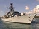 HMS Richmond Diary