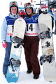Silver Bronze And Tumbles For Cambria Snowboarders
