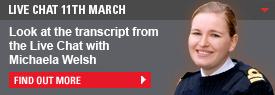 Live Chat Transcript - Warfare Officer