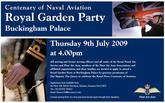 Fly navy 100 Garden Party