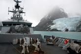 HMS Clyde Patrols South Georgia