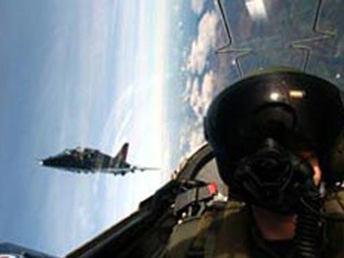 Hawks flight