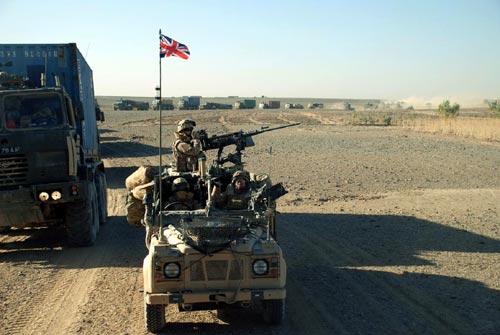 Combat Logistic Patrols