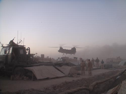 42 Commando in Afghanistan