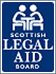 Scottish Legal Aid Board logo