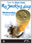 No Smoking Day 2009