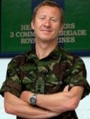 Brigadier D A Capewell OBE Royal Marines