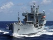 RFA Wave Knight disrupts pirate attacks