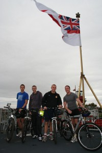 Me and The Cyclists
