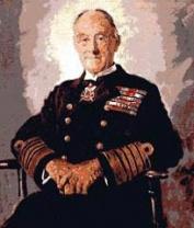 Admiral John Jellicoe
