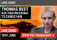 Thomas Best Air Engineering Technician