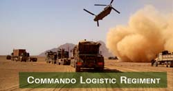 Commado Logistics Regiment