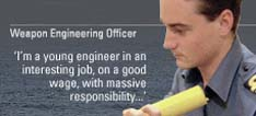 Weapon Engineer Officer