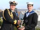 Durham Royal Naval Reservistis top recruit