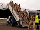 45 Commando return from Helmand remembering their fallen