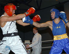 Event: ABA Junior Championship 2007