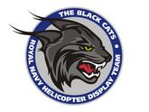 Black Cats Badge