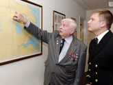 60th Anniversary of Yangtze River Incident Marked at HMS Collingwood