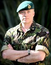 Major General Andy Salmon OBE