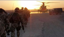 Operations in Afghanistan
