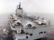 Invincible Class Carrier