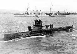 WWII Submarine E11