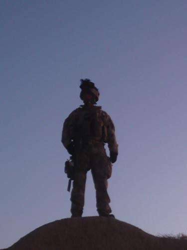 42 Commando in Afghanistan